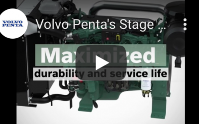 Stage V mobile Genset range