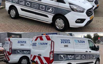 New service vans