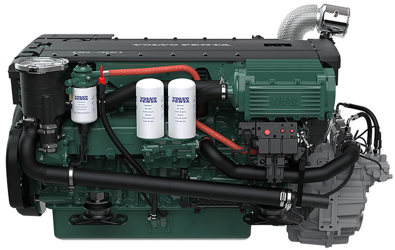 Volvo Penta D3 220